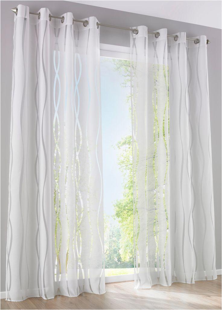 """Tenda """"Vera"""" (pacco da 1), Occhielli Bianco - bpc living è ordinabile nello shop on-line di bonprix.it da ? 14,99. Tenda semitrasparente che protegge dagli ..."""