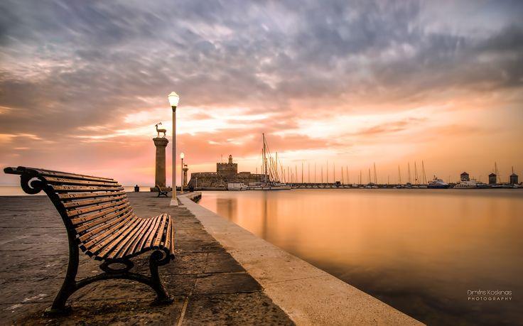 Rhodes the emerald island of the Mediterranean Sea by Dimitris Koskinas on 500px