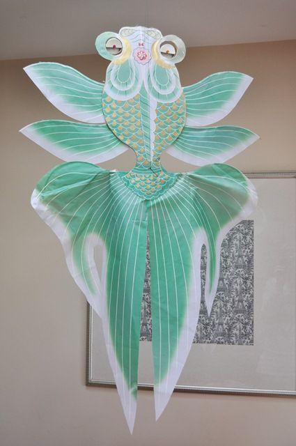 Tania McCartney Blog: chinese fish kite