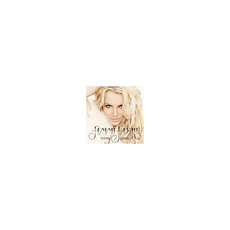 Britney Spears - Femme Fatale (Deluxe Edition) (CD)