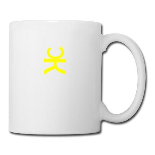 #design #chepakko #ominoK yellow #coffee #mug