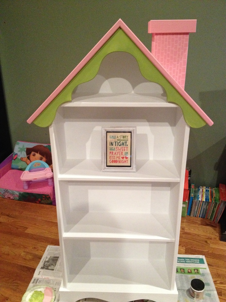 1000 Ideas About Dollhouse Bookcase On Pinterest Doll