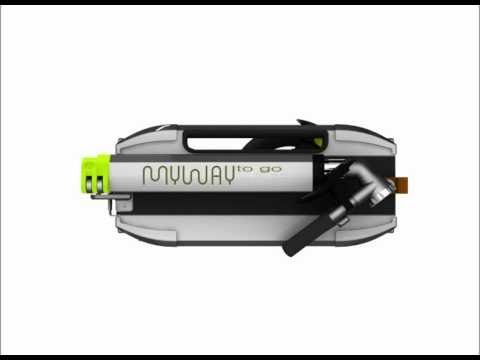 The last mile solution MYWAY is a new brand of portable Light Electric Vehicles (LEV). We specially designed MYWAY to be carried around in traditional transp...