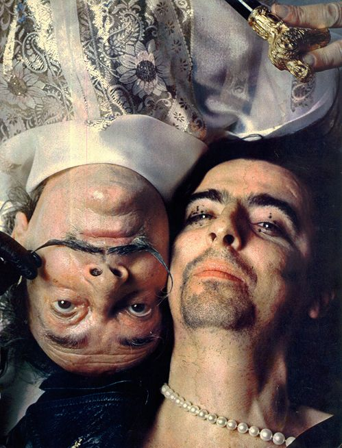 Salvador Dali and Alice CooperSalvador Dali, Artists, 1973, Salvadordali, Dali Alice, Wild At Heart, Salvador Dali, Alice Cooper, People