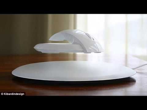 #tech Designers create levitating computer #mouse. One of the goals of this product - to prevent and treat the contemporary disease Carpal tunnel syndrome (Median nerve dysfunction / entrapment). Мany active computer users can be prone to this ailment.