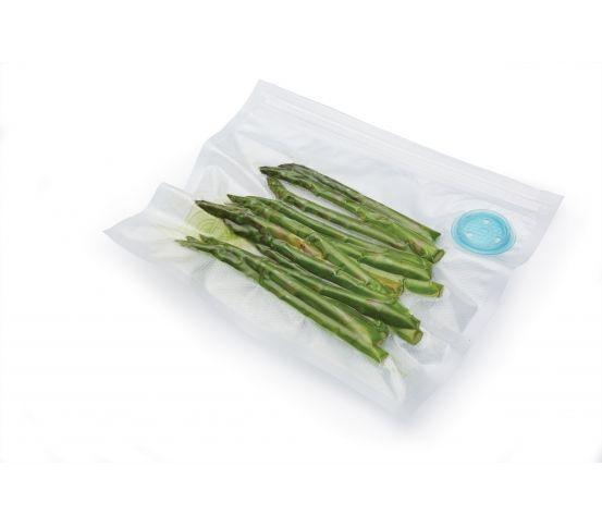 Zestaw do pakowania próżniowego + pompka / Kitchen Craft pakowanie próżniowe, woreczki próżniowe, przechowywanie żywności, szparagi
