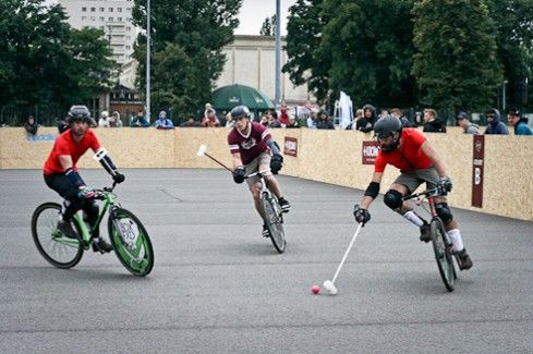 IV Polish Polo Bike Championship in Warsaw | Link to Poland