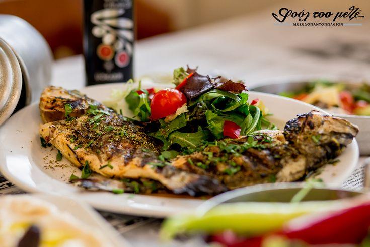 Για καλό #ψαράκι έρχεσαι σίγουρα στο Φούλ του μεζέ!!! 🐟🦐🦑 #φούλτουμεζέ #ουζομεζεδοπωλείον #Θεσσαλονίκη #Λαδάδικα
