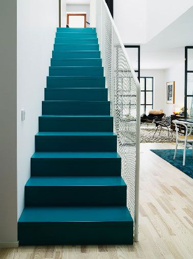 17 meilleures id es propos de peinture d 39 escaliers sur pinterest peindre des escaliers for Peinture v escalier bois