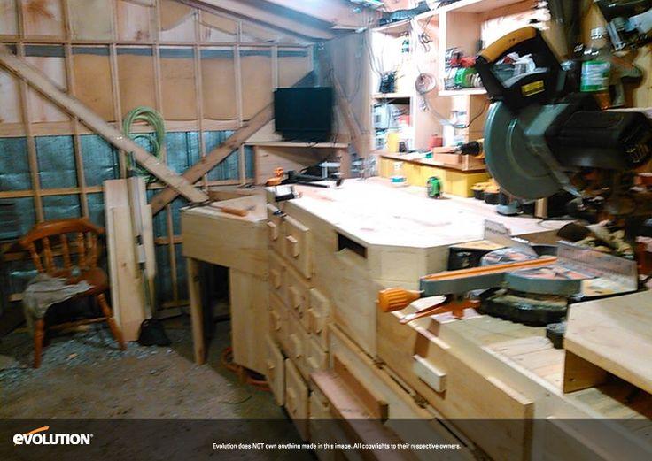 Barry's Wood Workshop