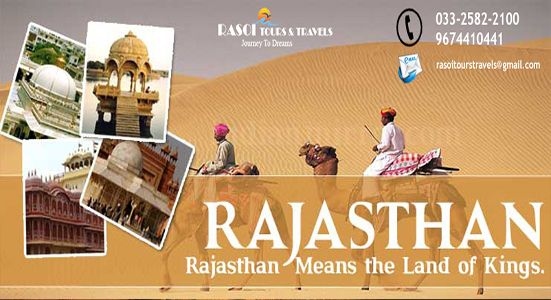 Welcome to Rajasthan, one of the most popular travel destinations in India. The Land of Rajas and Maharajas,  http://rasoitours.in/tour/rajasthan-forts-palaces-tour/