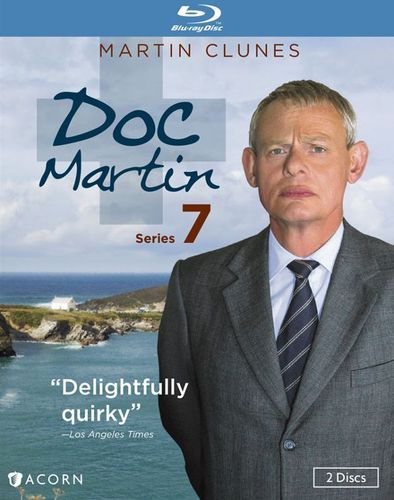 Doc Martin: Series 7 [Blu-ray]