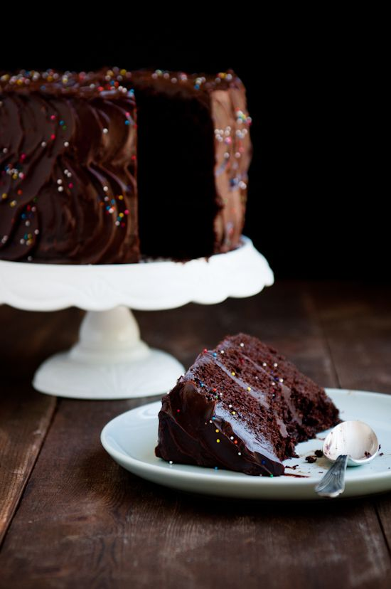 *That* Chocolate Cake {recipe}