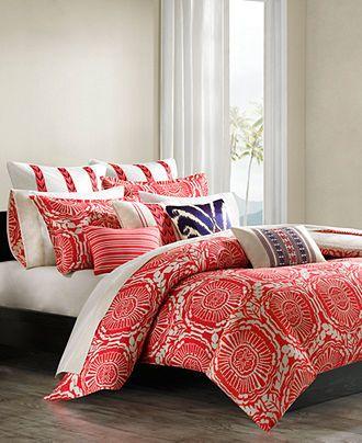 Echo Bedding, Cozumel Comforter and Duvet Cover Sets - Echo - Bed & Bath - Macy's