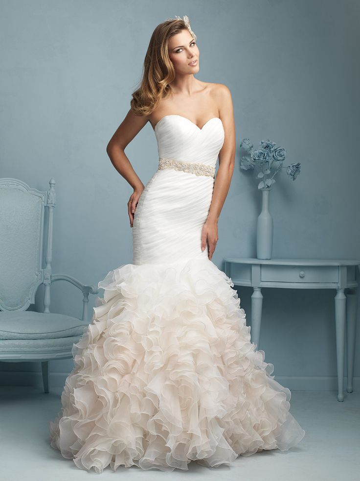 Enchanting Discontinued Allure Bridal Gowns Photos - Top Wedding ...