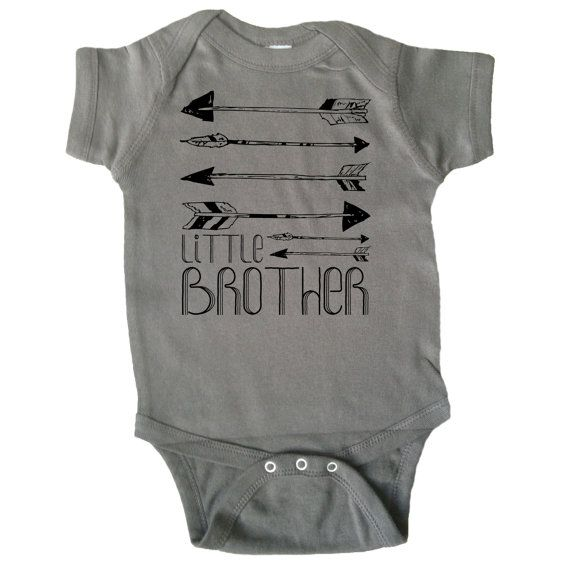 Little Brother onesie
