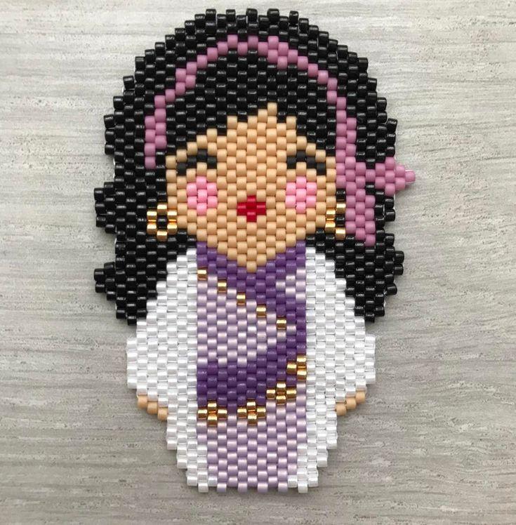 Esmeralda de coeur