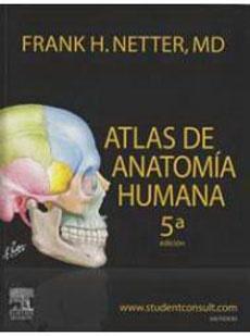 Antartica - Libros  atlas anatomia humana 5ta edicion 104.000
