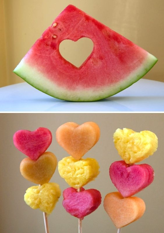summer fun with fruit!