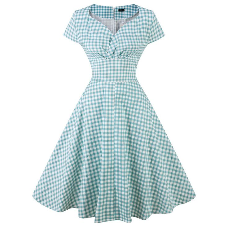 SHARE & Get it FREE | Women Midi Dress Polka Dot Short Sleeve  Vestido Robe Femme Casual Female Retro DressesFor Fashion Lovers only:80,000+ Items • New Arrivals Daily • Affordable Casual to Chic for Every Occasion Join Sammydress: Get YOUR $50 NOW!