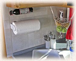 great space saving ideas for in the rv