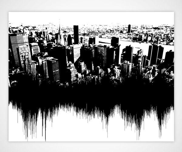 Sounds of The City Art Prints by Bespoken Art - HolyCool.net