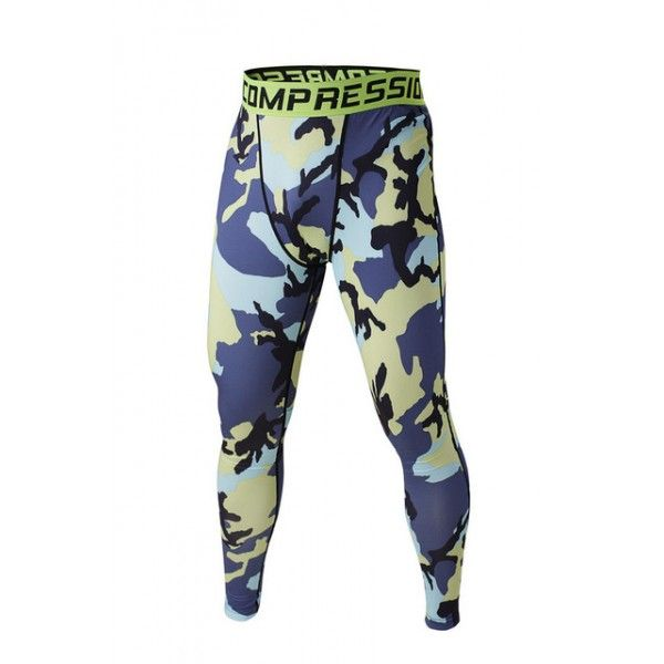 Blue Camouflage Men's Leggings Compression Tights Workout Bodybuilding Fitness 30.99 + FREE Shipping Worldwide http://www.letileggings.com/blue-camo-meggings #meggings #mensleggings #compressiontights #letileggings @letileggings