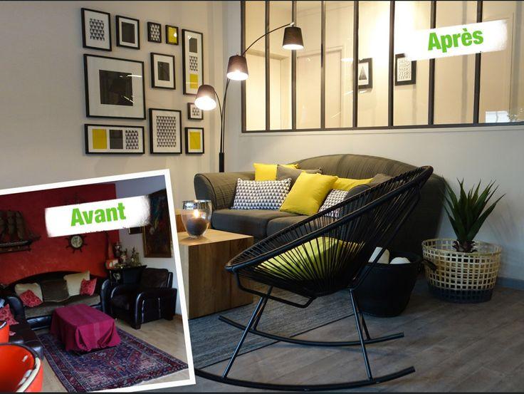M6 Maison A Vendre Sophie Ferjani #2: Diaporama : Les Relookings De Maison à Vendre Sur M6 Par Emmanuelle  Rivassoux