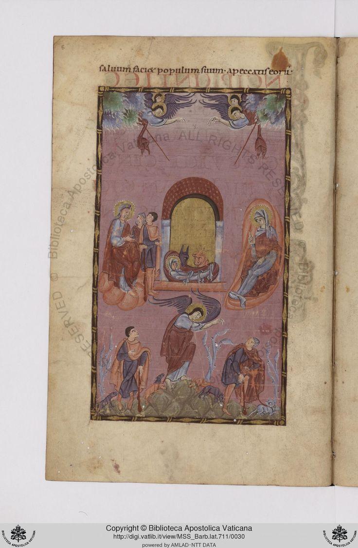Biblioteca Apostolica Vaticana, Barb.lat.711, fol. 13v