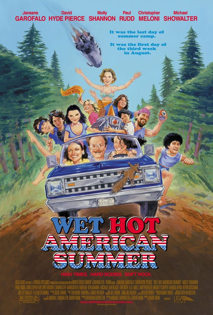 35 Wet Hot American Summer Moments That Made It a Cult Classic