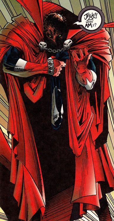 (Spawn #1, May 1992) - Todd McFarlane & Todd Oliff