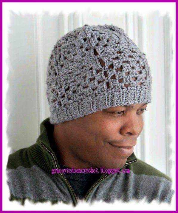 Also Hat for the King of the house...Gorra también para el Rey de la casa!