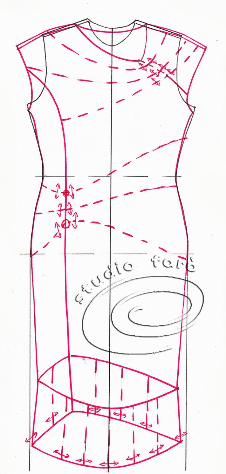 well-suited: PatternPuzzle - Two Twist Jersey