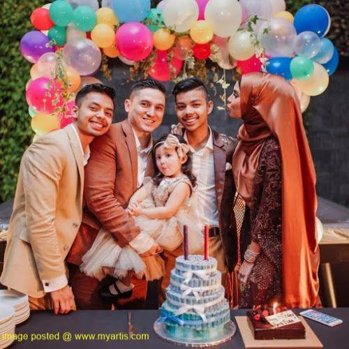 21 GAMBAR - SAMBUTAN BIRTHDAY ANAK KEDUA CHE TA MERIAH   Majlis sambutan hari lahir yang ke-18 anak kedua Rozita Che Wan Aniq Ezzra telah diadakan pada Sabtu lalu (10 Disember) dengan meriahnya di hotel Mandarin Oriental Kuala Lumpur. Dalam majlis itu mereka sekeluarga kelihatan segak dan cantik sedondon menggayakan busana berwarna coklat.<< BERITA & GAMBAR SELANJUTNYA - SILA KLIK >> via My Artis Gosip