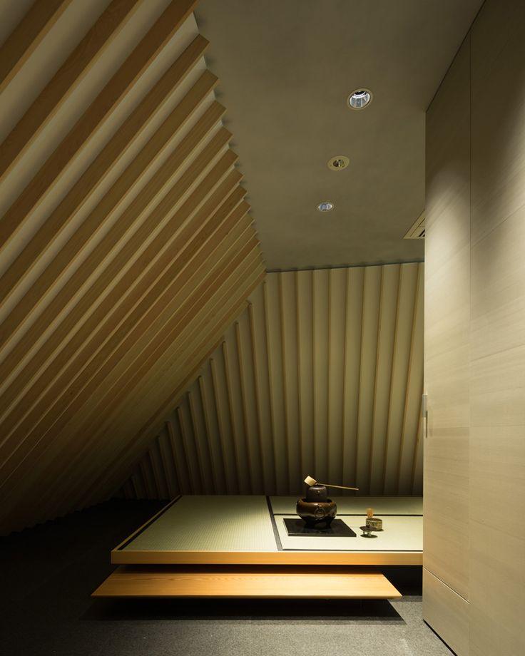 kengo kuma ryoguchiyakorekiyo higashiyamaten shop aichi japan designboom