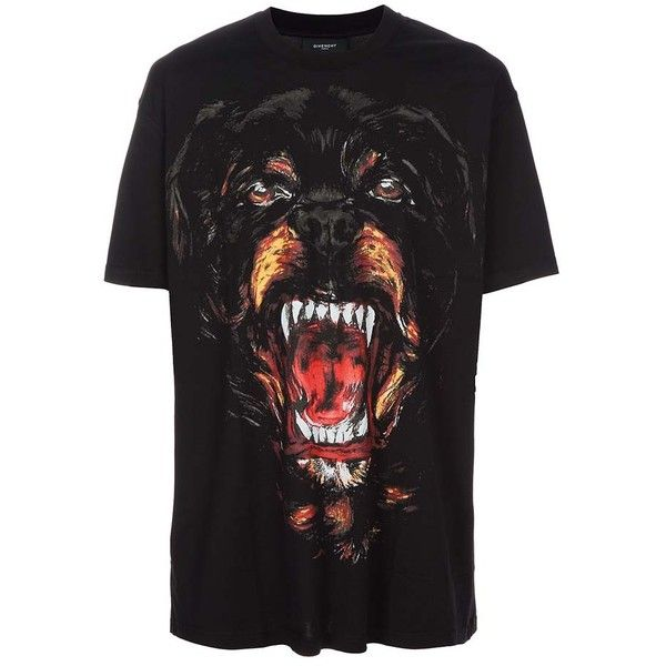GIVENCHY T SHIRT ❤ liked on Polyvore featuring tops, t-shirts, shirts, givenchy, t shirts, givenchy shirt, givenchy tee and shirts & tops