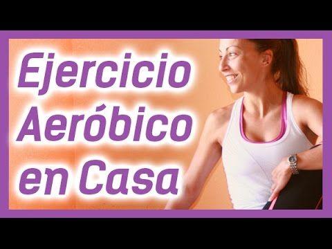 Ejercicio Aerobico en Casa | Maragym - YouTube