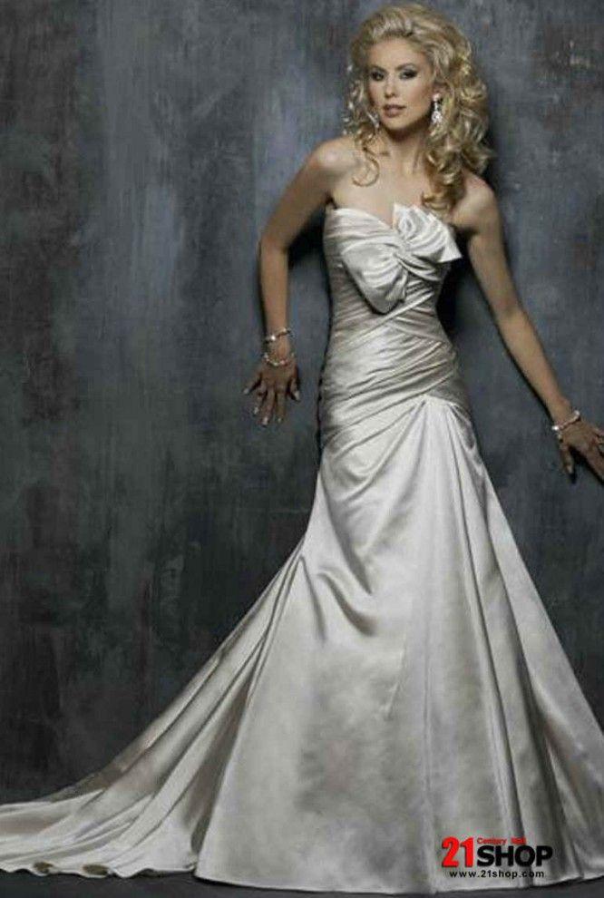 Jessica mcclintock wedding