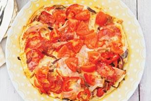 American hot frittata | Food | Pinterest