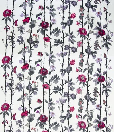 Mairo Flowerwall fabric. Designed by Tess Jacobson.
