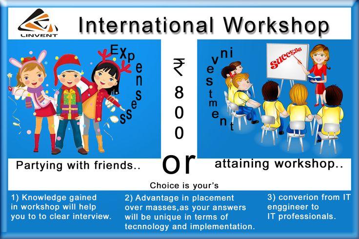 Poster of an international workshop.