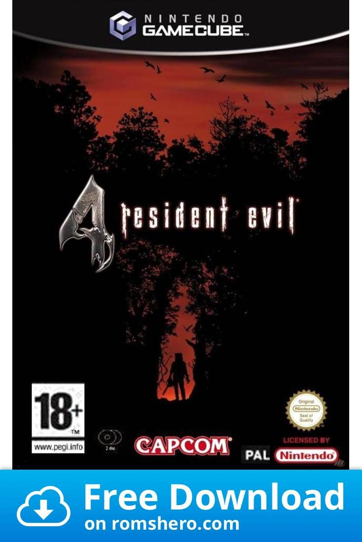resident evil 4 gamecube disc 2 download