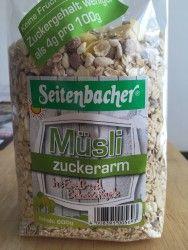 Seitenbacher Müsli zuckerarm, 600 g
