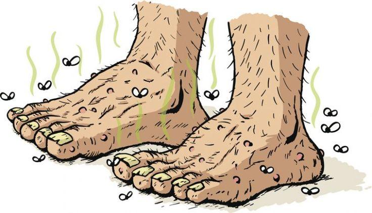 6 petites astuces pour éviter d'avoir les pieds qui puent