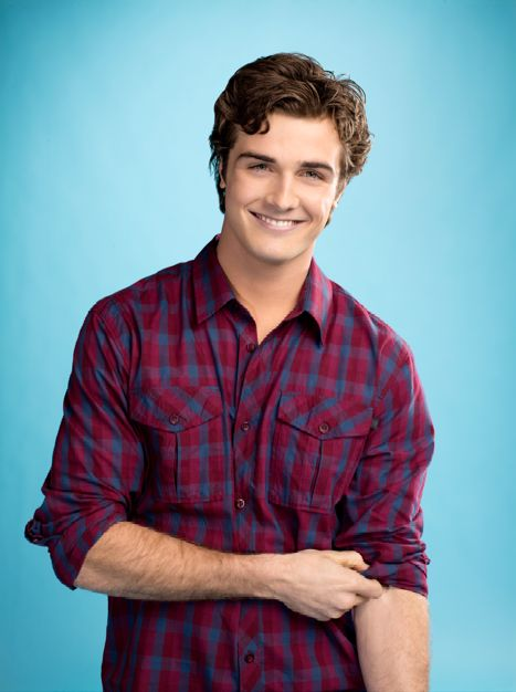 Matty McKibben (Beau Mirchoff). MTV 'Awkward.' A.K.A- my future husband ;)
