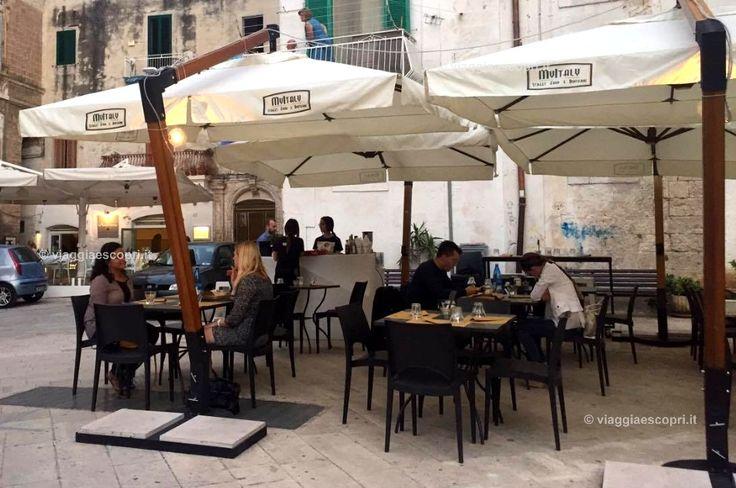 My Italy in Piazza Palmieri, dove e cosa mangiare a #Monopoli #blogtourMonopoli