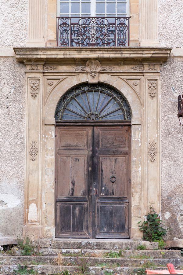 Door ... & 92 best Restoration Chateau de Gudanes Restoration images on ... Pezcame.Com