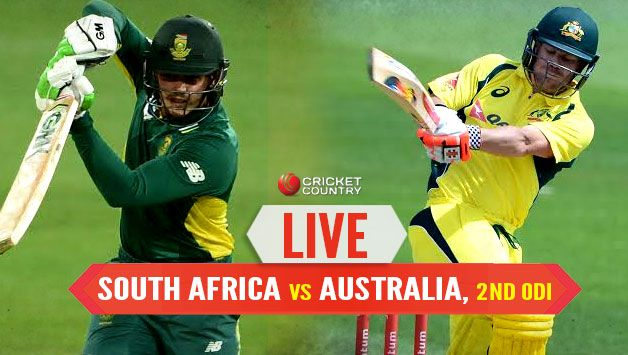 Australia vs South Africa Match Highlights | 2nd ODI