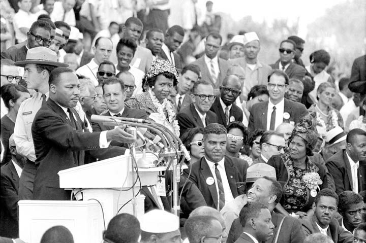 Southern Christian Leadership Conference (SCLC) 1957