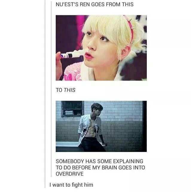 Yah I like how he looks in both styles but really its ѕuuuuch α big change 0.0 - more funny stuff: http://hotfunnystuff.com